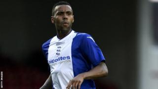 Birmingham City defender Kyle Bartley
