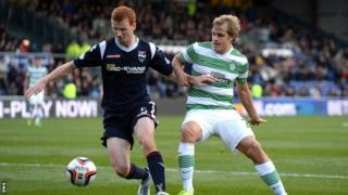 Ross County lost 4-1 to Celtic on Saturday
