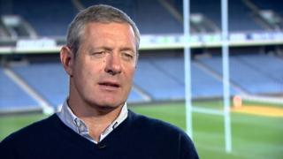 Interview - former Scotland and Brittish Lions captain Gavin Hastings