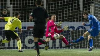 Highlights - Queen of the South 2-2 St Mirren
