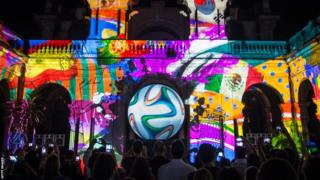 The Football Association will take delivery of the Brazuca on 16 December but Roy Hodgson's team will not kick it competitively until just weeks before next summer's finals in Brazil under the terms of their £25million-a-year Nike deal.