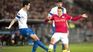 PSV v Vitesse