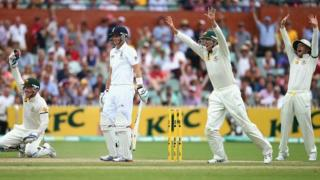 Australia dismiss Joe Root