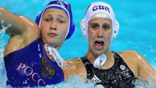 Olga Belova and Angie Winstanley-Smith at London 2012