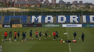 Real Madrid training ground