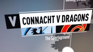 Connacht v Dragons