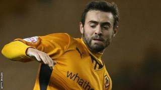 Wolves midfielder Jack Price