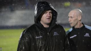 Glasgow Warriors coach Gregor Townsend