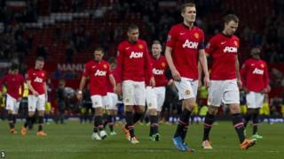 Manchester United lose to Swansea City