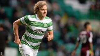 Celtic and Finland striker Teemu Pukki