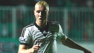 Fulham defender Jack Grimmer