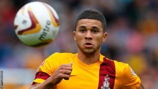 Former Bradford striker Nahki Wells