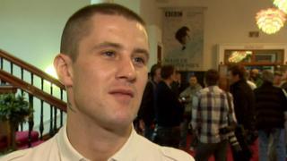 Interview - Scotland's world boxing champion Ricky Burns