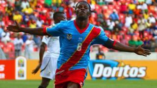 DR Congo's Tresor Mputu-Mabi