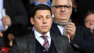 Southampton executive chairman Nicola Cortese