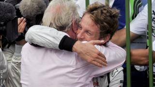 John and Jenson Button