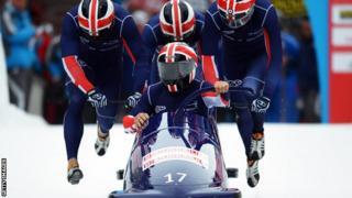 GB bobsleigh