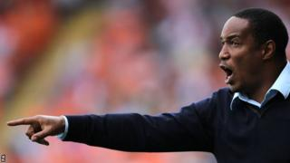 Paul Ince sacked by Blackpool