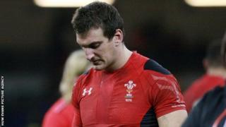 Wales captain Sam Warburton
