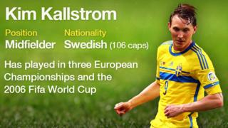 Kim Kallstrom