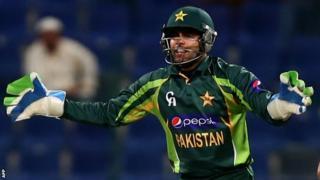 Pakistan wicketkeeper-batsman Umar Akmal