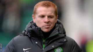 Celtic manager Neil Lennon