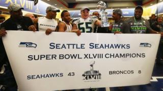 Seahawks win Super Bowl