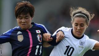 Japan international Shinobu Ohno joins Arsenal Ladies