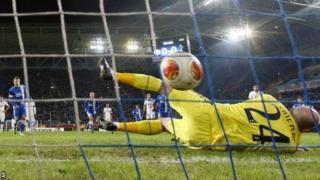 FC Dnipro score against Tottenham