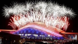 The Fisht Stadium, Sochi