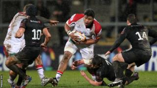 Nick Williams's Ulster future is in question