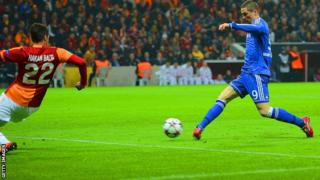 Galatasaray v Chelsea