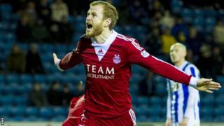 Aberdeen defender Mark Reynolds