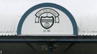 East Stirlingshire's Ochilview ground
