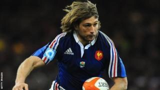 France hooker Dimitri Szarzewski