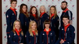 GB's Alpine Skiing team will be going for glory at the Paralympics