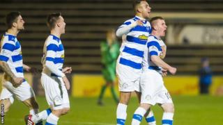 Morton are stranded at the foot of the Championship