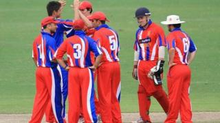 Jersey in the 2011 World Cricket League Division Six tournament