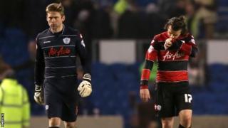 Rob Green and Joey Barton