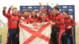 Jersey lift the trophy in Malaysia