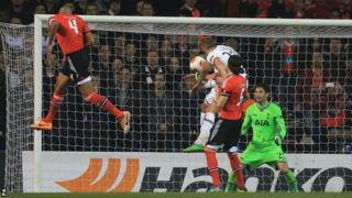 Luisao scores for Benfica