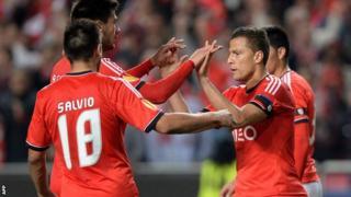 Europa League quarter-final draw