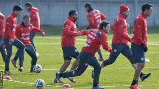 Chilean national football team