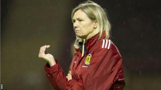 Scotland coach Anna Signeul has named her squad for the games with Poland and Bosnia-Herzegovina