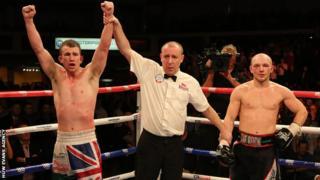Gary Buckland versus Gavin Rees
