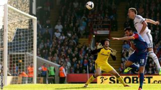 John Terry own goal
