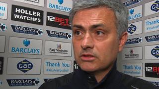 Chelsea title hopes over - Jose Mourinho