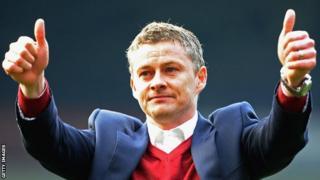Cardiff City boss Ole Gunnar Solskjaer