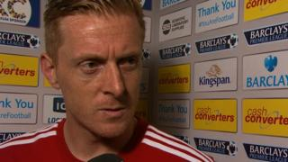 Garry Monk wants 'reaction' after Swansea defeat