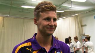 Yorkshire and England batsman Joe Root
